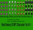 Final Fantasy 9 - NPCs