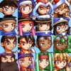Dragon Fighter Faces 1